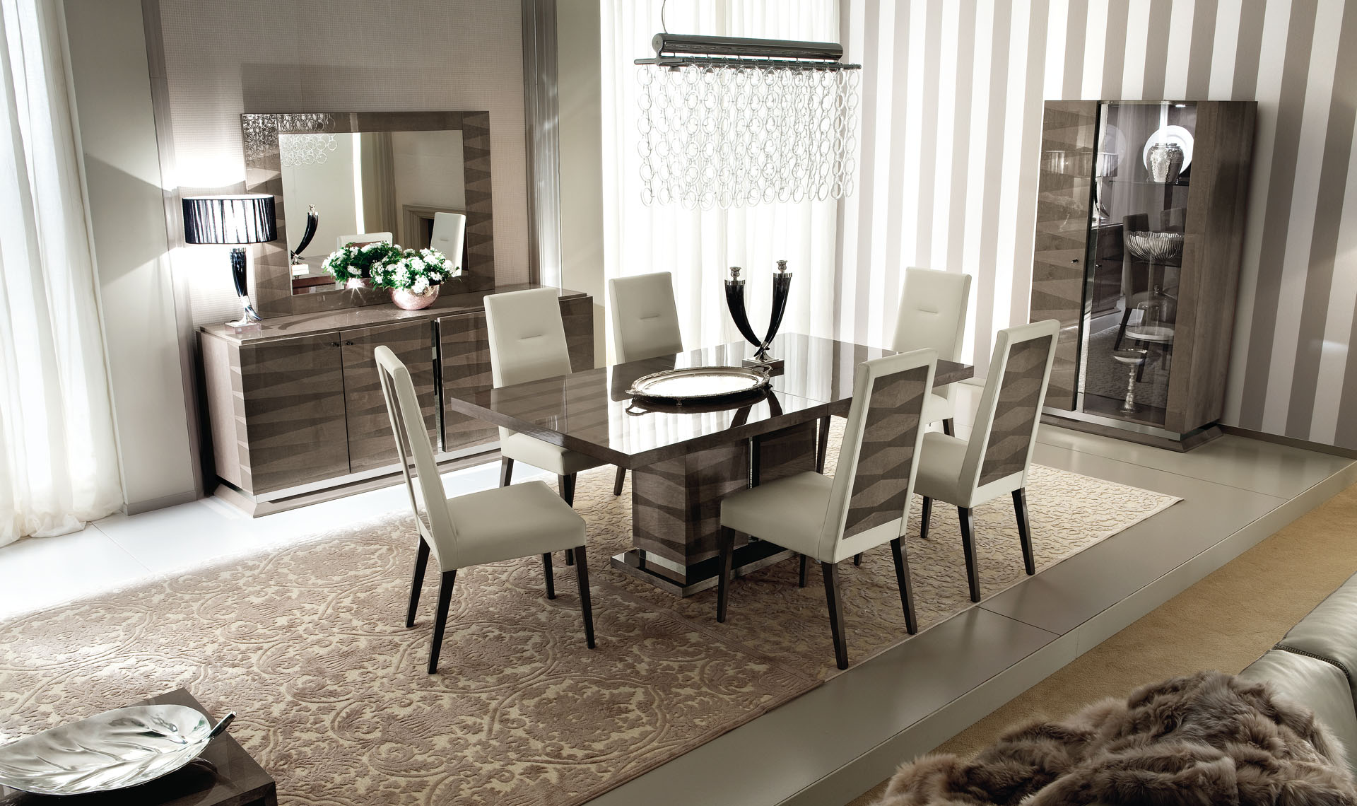 Alf Monaco Dining Collection Unique Furniture