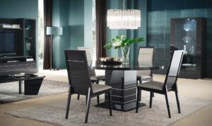 Round Versilia Dining Table
