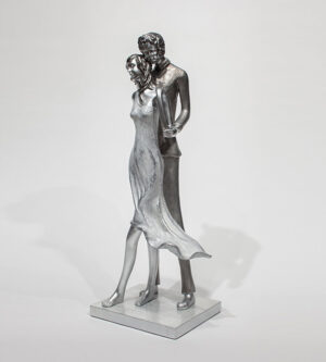 Modern Affection Sculpture