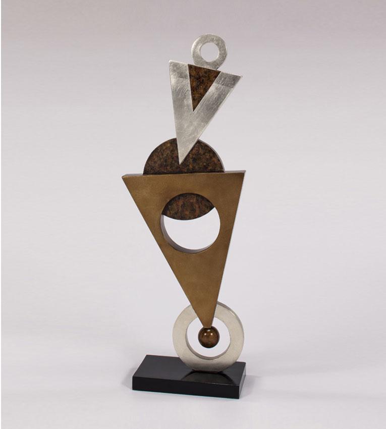 Modern Table Decor Sculpture