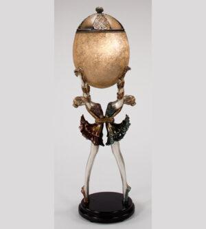 artmax modern ballerinas lamp