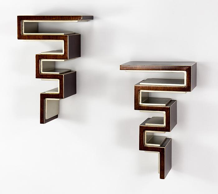 Modern Artmax 14x22 Wood Wall Bracket
