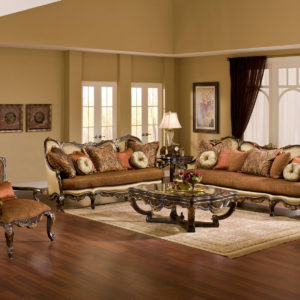 Abriana Living Room 5pc Collection