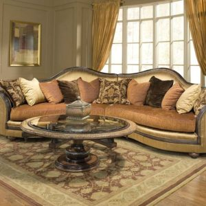 Ancona Sectional 2pc Collection