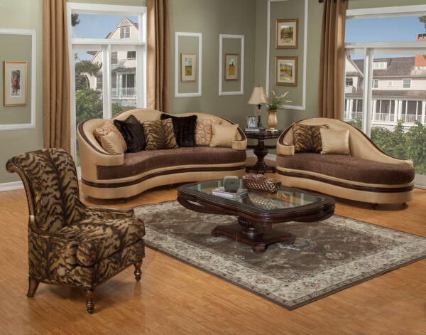 Emma Living Room 2pc Collection