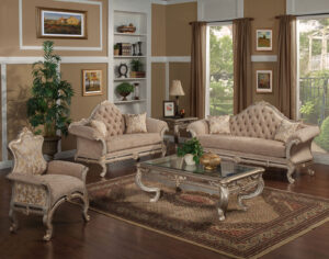 Rosella Living Room 5pc Collection