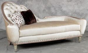 Glamorous Sofia Chaise