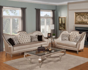 Sofia Living Room 5pc Collection
