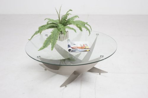 Aspen Round Cocktail Table