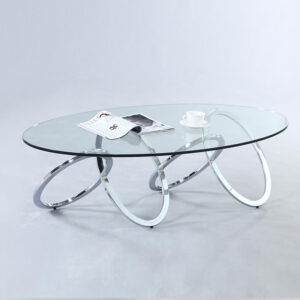 Link Chrome Cocktail Table