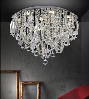 12 Light Madonna Collection