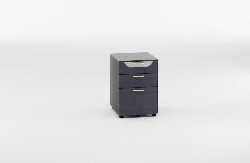 Haven Rolling File Cart Cabinet