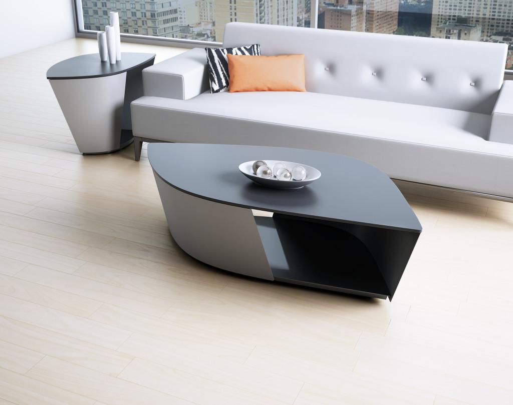 elite modern leaf cocktail table unique furniture