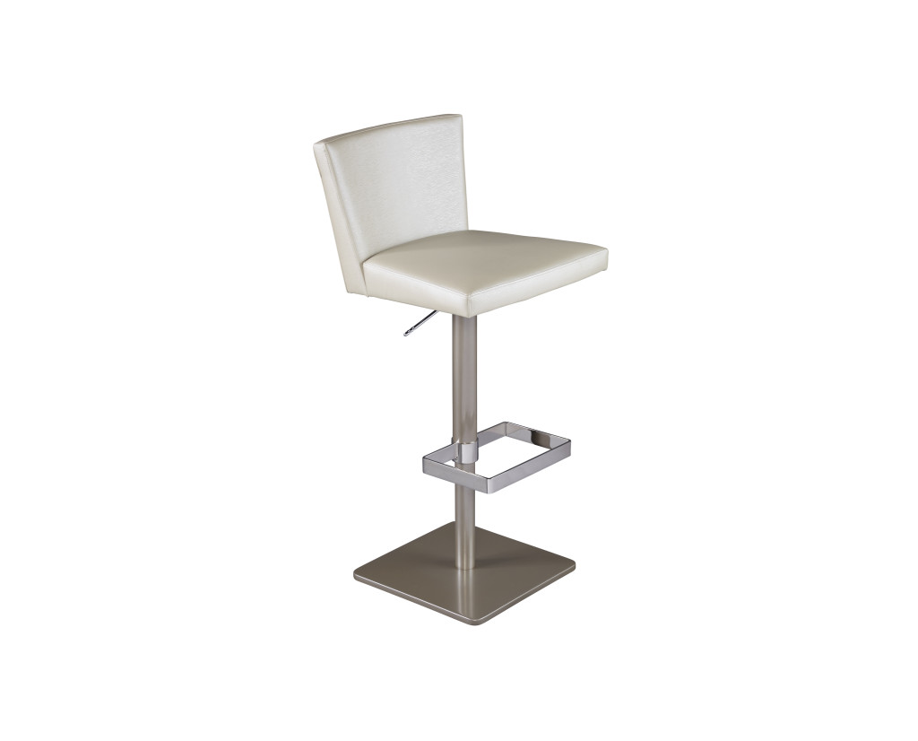 Elite Modern Soho Hydraulic Adjustable Stool Unique