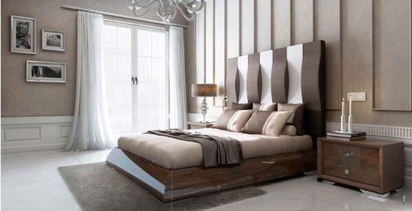 Franco Furniture Modern Fenix FF27 Bedroom Collection