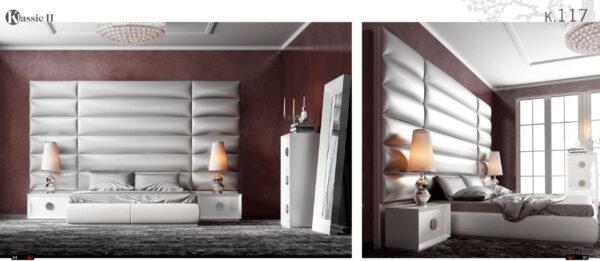 Franco Furniture K117 Bedroom Collection