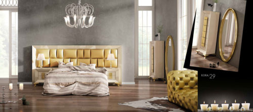 Franco Furniture Modern Kora 29 Bedroom Collection