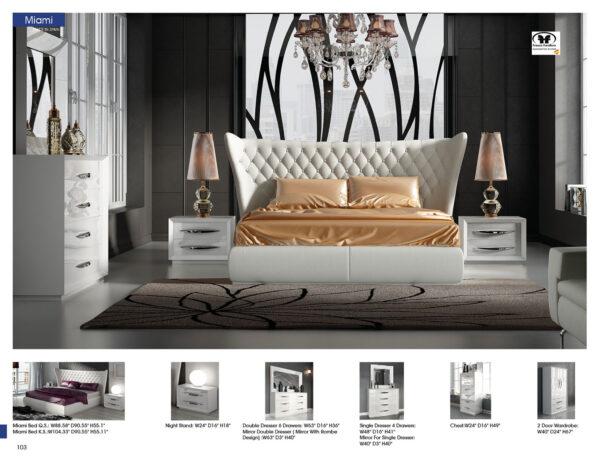 Miami Bedroom