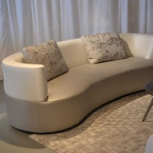 Gemini Curved Sofa