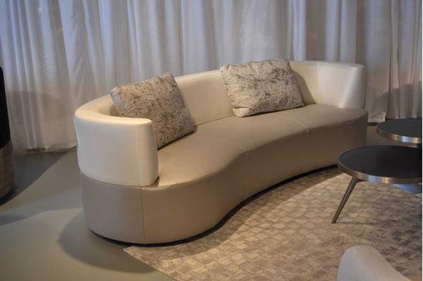 Gemini Curved Sofa