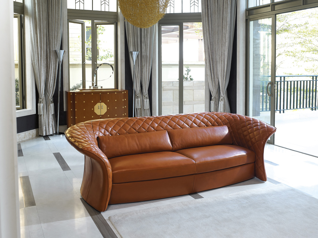 Modern Pattinatore Sofa Collection