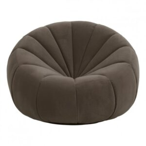 LePouf Swivel Accent Chair