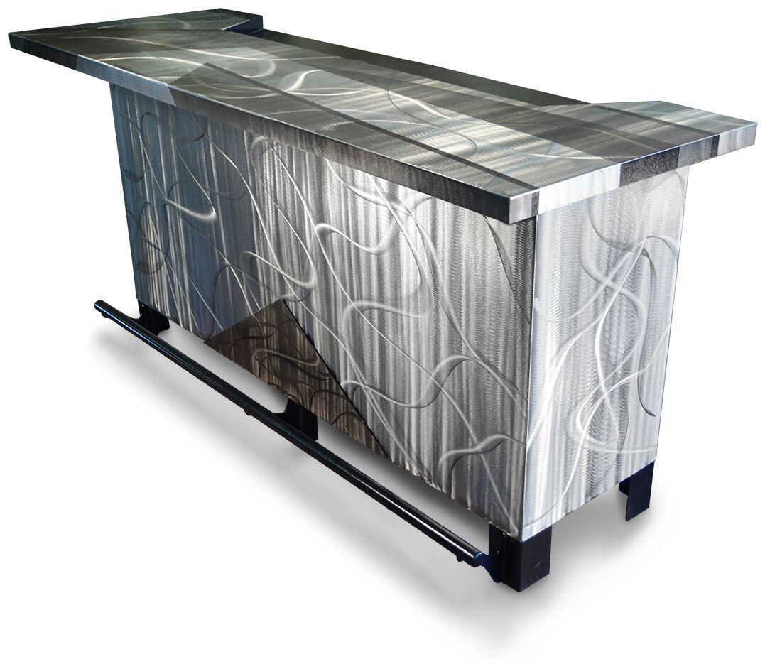 Oios Metals Custom Design Metal Bar Unique Furniture