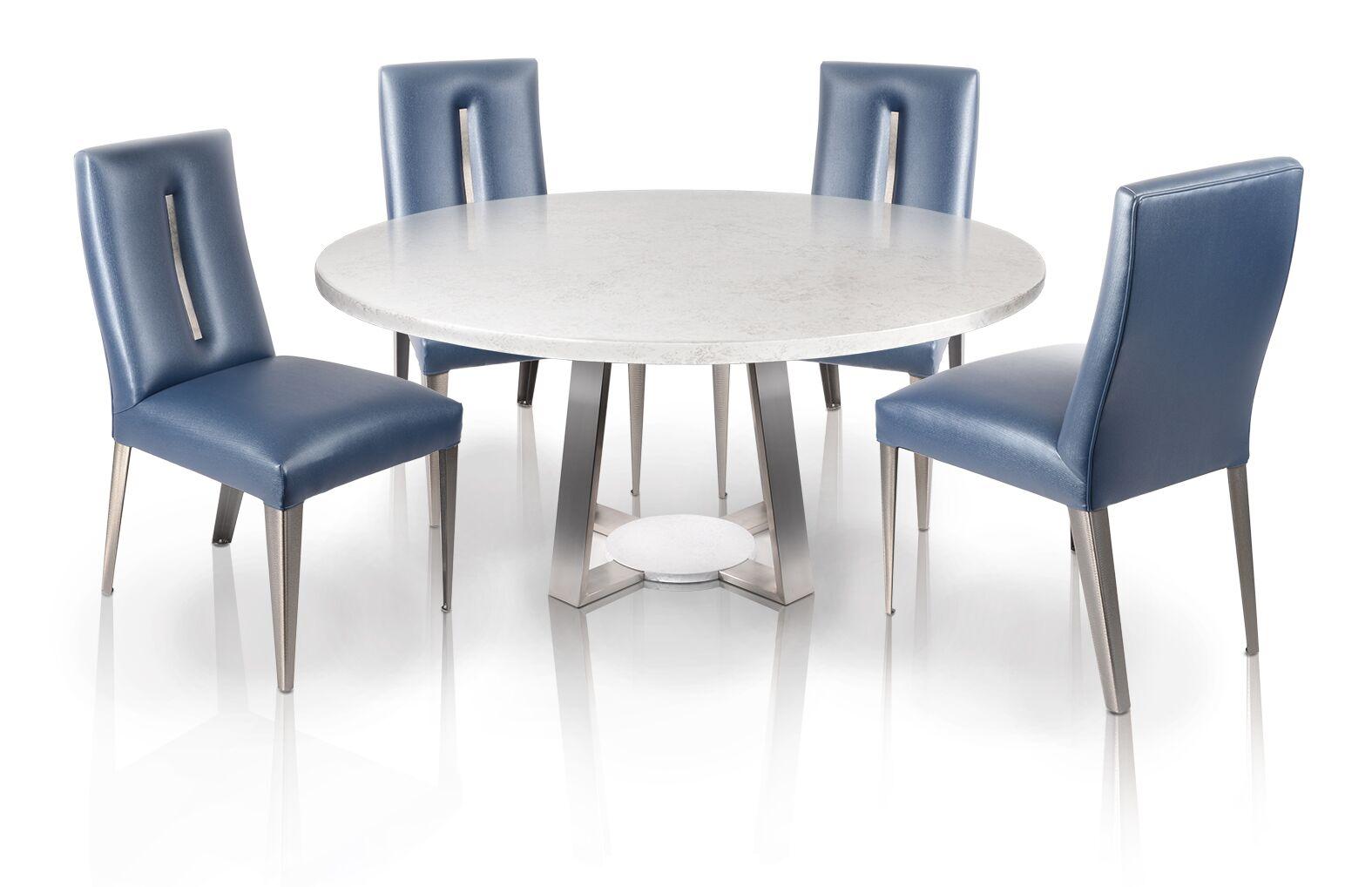 Oios Metals Custom Design Metal Table - Unique Furniture