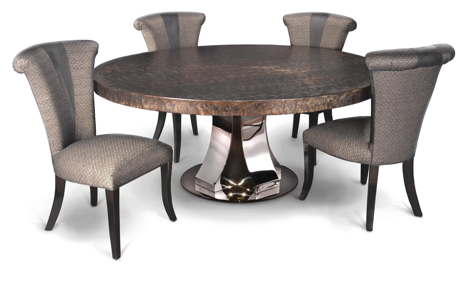 Oios Metals Custom Design Metal Table Unique Furniture