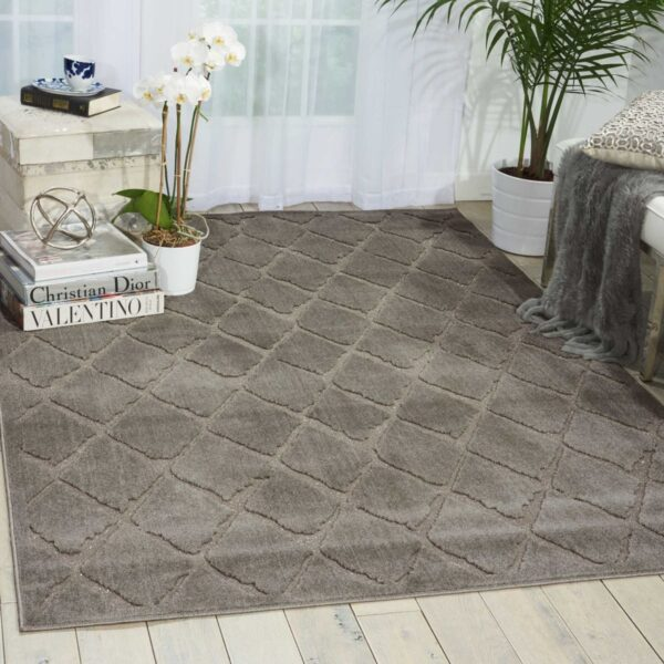 Gleam Rug Grey