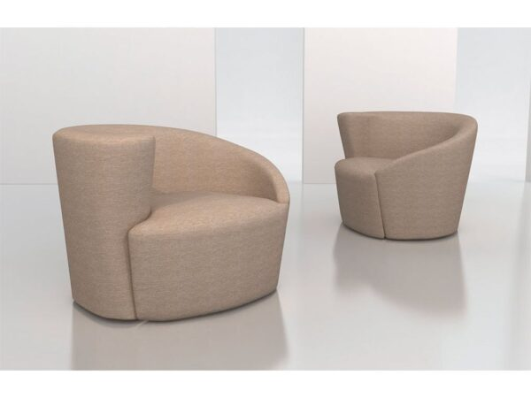 Saxony Swivel Chair