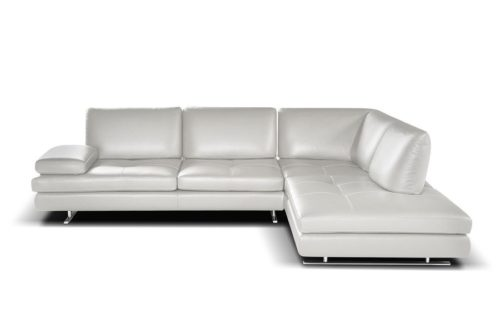 Luna Leather Sectional