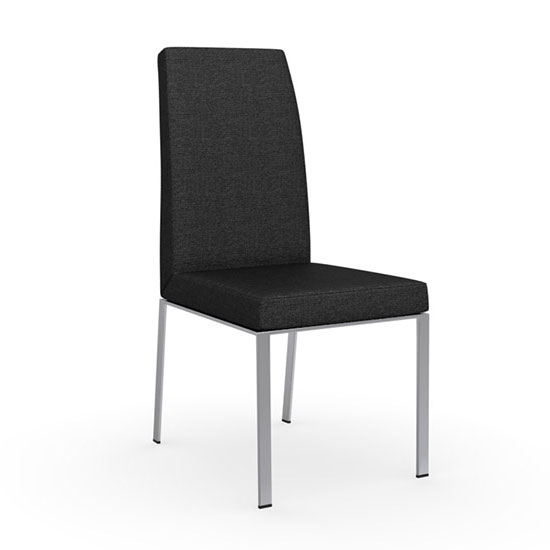High-backed Bess chair