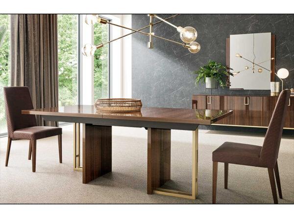 Alf Italia Mid Century Dining Room Collection