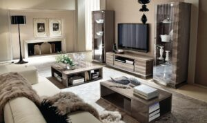Monaco TV Media Cabinet