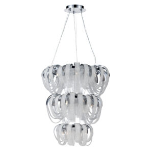 Eurofase 17 Light Sage Chandelier