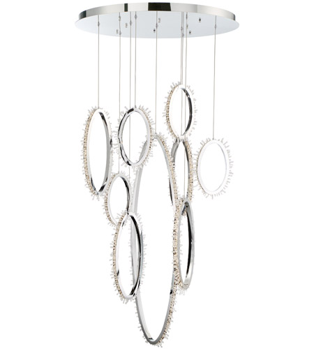 Eurofase 38 LED Scoppia Chandelier