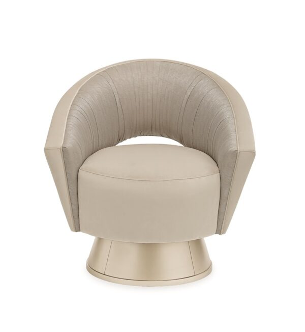 A Complete Turn Around Chair