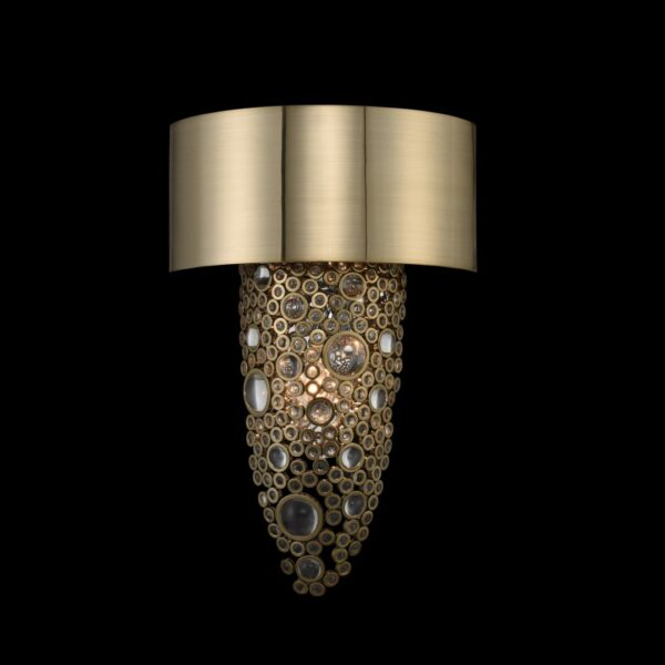 Ciottolo 2 Light Wall Sconce