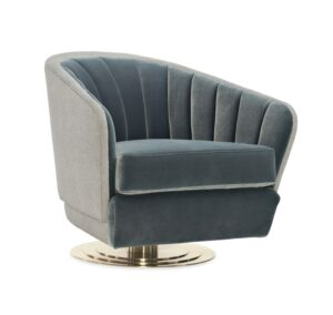 Concentric Swivel Chair