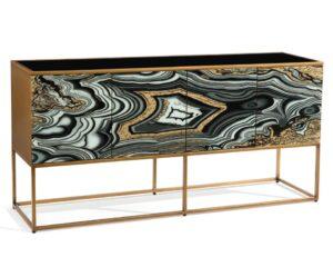 I Dream of Agate Four-Door Cabinet