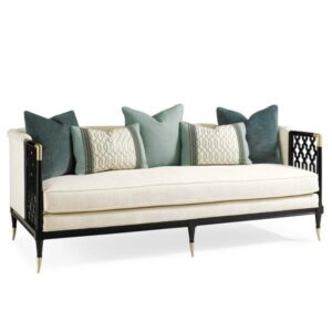 Lattice Entertain You Sofa