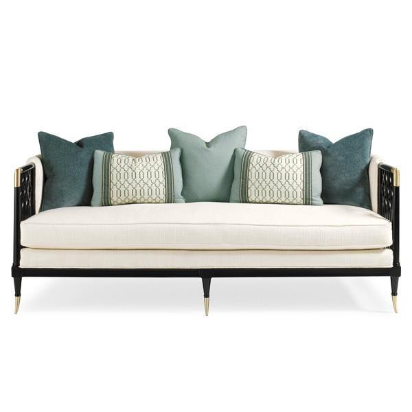 Lattice Entertain You Sofa