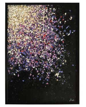 Ruan Wei's Purple Composition