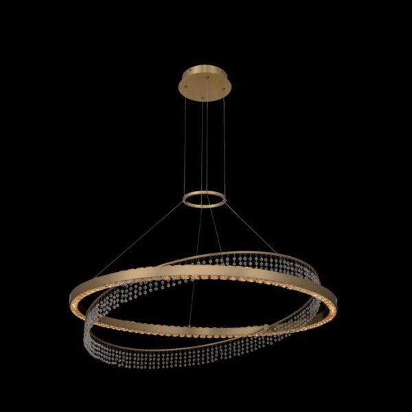 Saturno 36 Inch LED Pendant