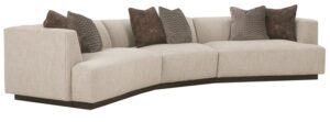 3pc Lounge Around Sectional