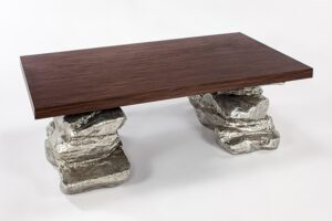 Artmax Resin Coffee Table