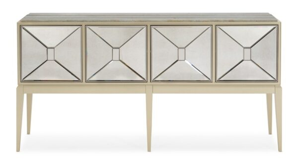 Caracole Sparkling Personality Console