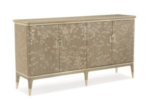 Caracole Turn A New Leaf Cabinet