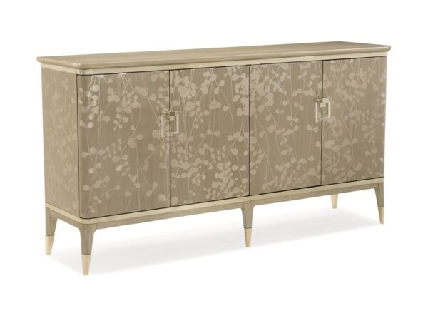 Caracole Turn A New Leaf Cabinet